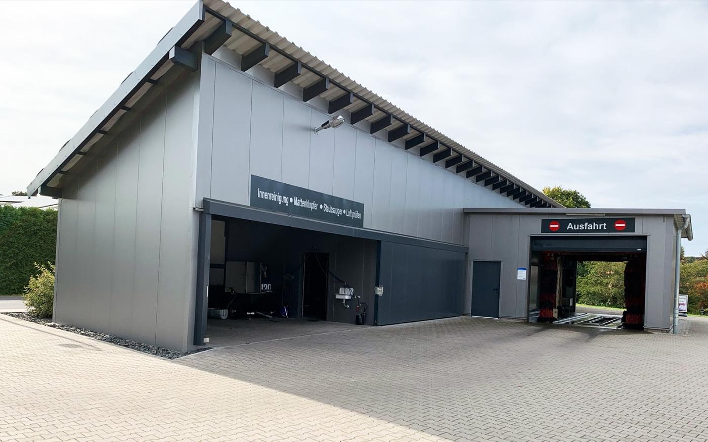 Waschanlage | Autohaus Köhne