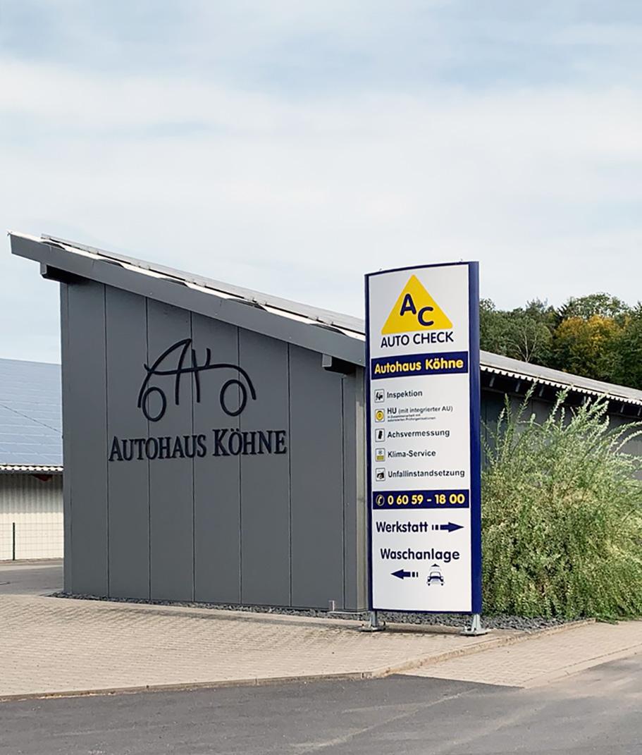Autohaus Köhne